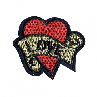Badge Tattoo Heart - Characterized Your Briefs Now [4225]