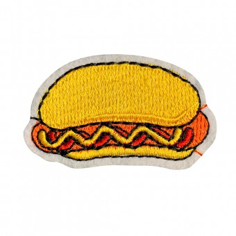 Badge Hotdog - Characterized your briefs now [4149]