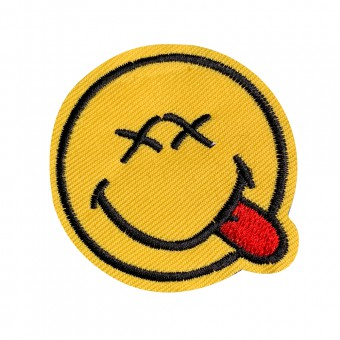 Badge Smiley - Characterized your briefs now [4149]