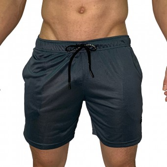 beFIT Sweat Sport Shorts Dark Slate [3952]