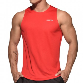 BeFit Sweat Casual Fit Singlet-Red [3482]