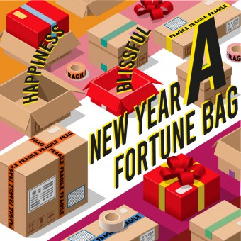 Private Structure New Year Fortune Bag - Set A [PSSFB121-A]